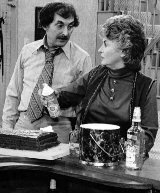 Photograph from the Maude television show